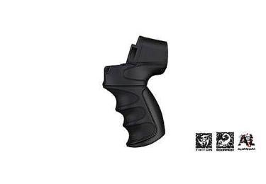 Рукоятка пистолетная эргономичная для Remington 870 прорезиненная ATI A.5.10.2351(черный)
