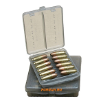 Коробочка для патронов нарезных (на 30шт) MTM W-30-22-41
