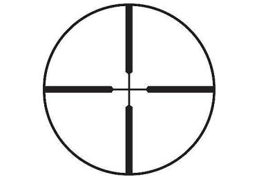 Оптический прицел Leupold VX-1 3-9x40 (25.4mm) Shotgun/Muzzleloader матовый (Heavy Duplex) 113877