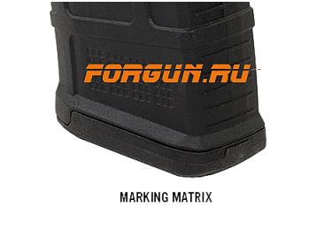 Магазин 7,62x39 мм (.30, .366 ТКМ) на 30 патронов для АК, Сайги и Вепрь 133,136 Magpul PMAG 30 AK/AKM MOE, MAG572 (черный)