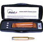 Патрон для холодной лазерной пристрелки калибров .300 .385 .350 8mm Red-I