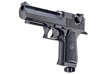 Пневматический пистолет Umarex Baby Desert Eagle, чёрный, 5.8067