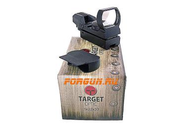 Коллиматорный прицел Target Optic 1x33, Ласточкин хвост