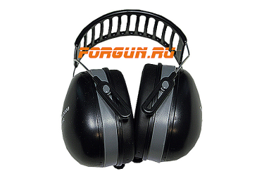 Наушники пассивные складные 28 дБ Artilux Arton 2000, чёрный