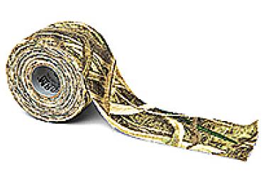 Камуфляжная лента многоразовая McNett 3,6 м Mossy Oak Shadow Grass Blades (камыш)