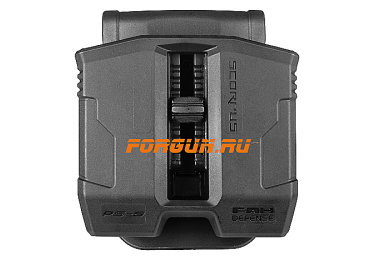 Паучер открытый для двух магазинов Glock кал. 9х19 мм, .40 FAB Defense PS-9S