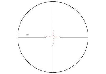 Оптический прицел Vortex Viper PST 4-16x50  (EBR-1 MRAD)
