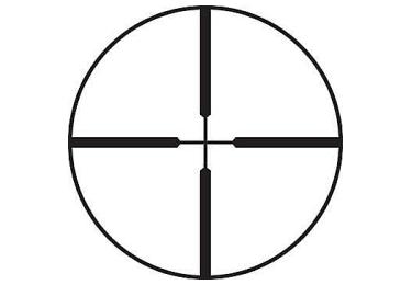 Оптический прицел Leupold FX-3 6x42 (25.4mm) матовый (Heavy Duplex) 66810