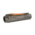 Кронштейн цевье с 3 планками типа Picatinny для Mossberg 500 CAA tactical MR500, полимер, черный