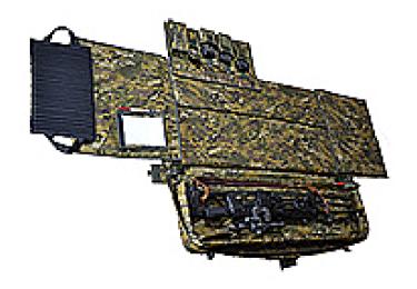 "Чехол-мат тактический 115 х 35 х 12 см (мультикам) ""Русский Снайпер"""