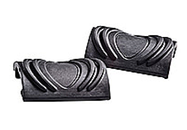 Накладка резиновая для планок Picatinny CAA tactical PCK, резина, черный