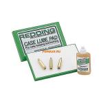 Набор для смазки гильз с площадкой Redding 12012