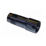 Дульная насадка (0,0) цилиндр 70 мм с резьбой под ДТК для ВПО-205 Вепрь, Сайга 12 кал. Молот