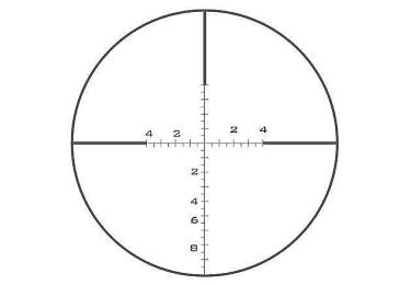 Оптический прицел U.S. Optics 10x44 30мм ST-10 (Mil-Scale GAP)