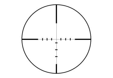 Оптический прицел Vortex Viper HS 6-24x50 с низкими барабанчиками (V-Plex MOA)
