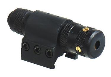 Лазерный целеуказатель LEAPERS Tactical SCP-LS 268 красный лазер (крепление на weaver)