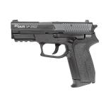 Пневматический пистолет Sig Sauer 2022 черный метал (Cybergun)