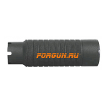 Дульный тормоз компенсатор (ДТК) 7,62/5,45/.223 для Сайга - МК и автоматы АК-74 всех модификаций AKademia Тьма