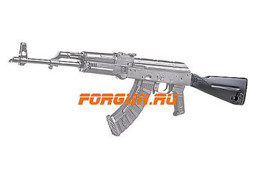 Приклад для АК 74, АК 100, пластик, CAA tactical AKF-BS, черный