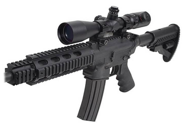 Оптический прицел  Sightmark  3-9х42 30мм Triple Duty, с креплением, с подсветкой (Mil-Dot Dot), SM13016MDD