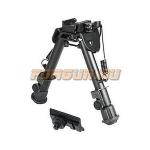 Сошки для оружия Leapers UTG, Weaver/Picatinny или антабка, высота 15-18 см, TL-BP78Q