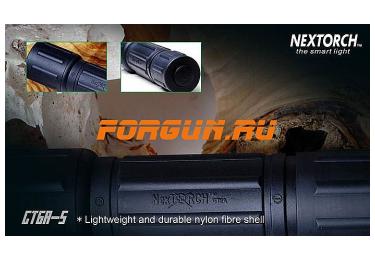 Фонарь тактический, 80 люменов Nextorch GT6A-S Smart