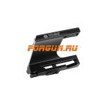 Кронштейн боковой с монтажной LM-шиной ВОМЗ 043-2, алюминий