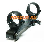 Кронштейн Blaser с кольцами (30 мм) для установки на BLASER, быстросьемный, BL30HIGH_QD