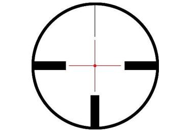 Оптический прицел Leupold VX-3L 3.5-10x50 (30mm) матовый метрический, с подсветкой (German #4 Dot) 67420