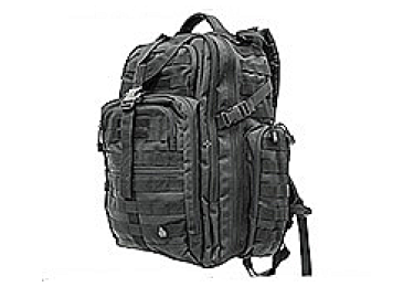 Тактический рюкзак Leapers UTG 3-Day, двухлямочный, черный цвет, PVC-P372B