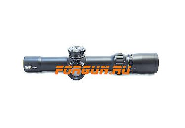 Оптический прицел March 1-8x24 с подсветкой, FF, FMC-1, 0.1MIL (D8V24FIML)