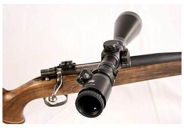 Оптический прицел IOR Valdada 4-14 x 56 30mm Hunting с подсветкой