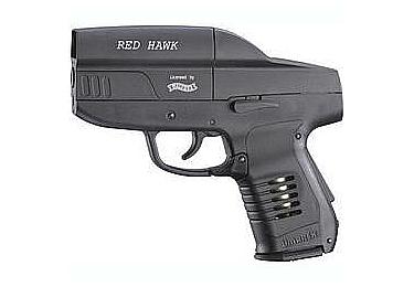 Пневматический пистолет Red Hawk черный (Umarex)