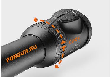 Оптический прицел Swarovski Z8i 0.75-6x20 L, с подсветкой (4A-IF)