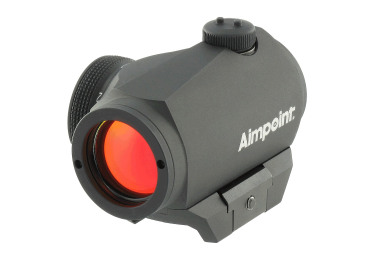 Коллиматорный прицел Aimpoint Micro H-1 под Picatinny/Weaver (2 МОА)