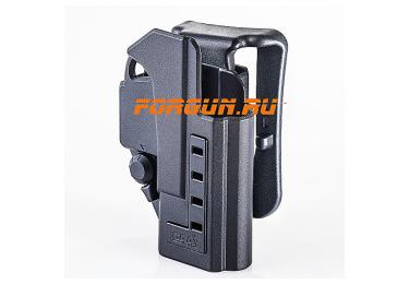 Кобура для пистолета Colt 1911 CAA tactical SH1911, полимер (черный)