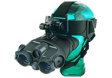 Очки бинокулярные ночного видения (1+) Tracker 1x24