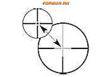 Оптический прицел Carl Zeiss Victory FL Diavari 6–24x72 T* с подсветкой (60)