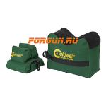 Мешки для стрельбы, комплект (передний + задний) Caldwell DeadShot Bag Combo в коробке, 939333