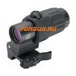 Увеличитель EOTech G33 Magnifier, черный
