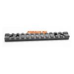 Основание Contessa Alessandro Weaver для Browning Bar II/ Benelli Argo, CAT/PH17, сталь