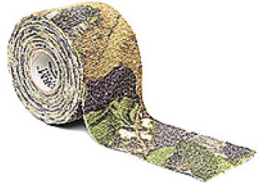 Камуфляжная лента многоразовая McNett 3,6 м Mossy Oak Obsession (листва)