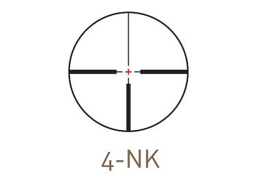 Оптический прицел Kahles CBX 3-12x56 L, с подсветкой (4-NK)