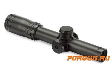 Оптический прицел Bushnell Elite Tactical 1-6.5x24mm FFP матовый, с подсветкой (BTR-1) ET1624F