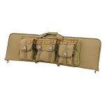 Тактическая сумка-чехол Leapers UTG для оружия, длина – 107 см, бежевая, PVC-RC42S-A
