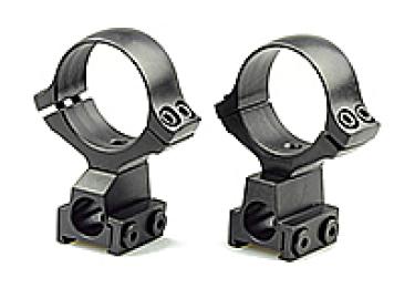 Кольца 30 мм для CZ 527 Kozap с окном визира, 19*, сталь