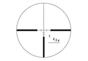 Оптический прицел Meopta Artemis 2000 1.5-6x42 4A