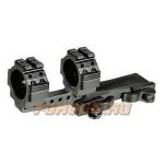 Кронштейн Leapers UTG с кольцами 30 мм, быстросъемный, смещенный, M3S40070R2