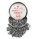 Пульки к пневматике 5.5 мм JSB Diabolo Exact Jumbo (.22), вес 1,030г, банка 500 шт