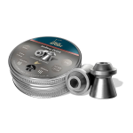 Пульки к пневматике 4.5 мм H&N Hollow Point (калибр .177), (вес – 0.46г) банка 500 шт